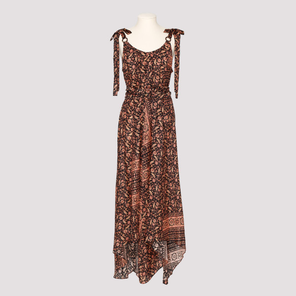 Juniper scarf dress