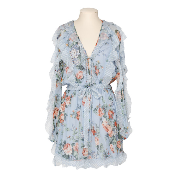 Bowie Frill Playsuit
