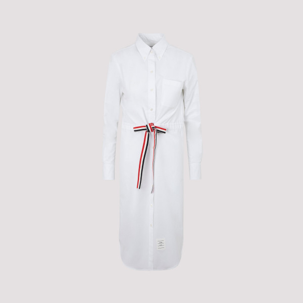 Thom Browne LS Shirt Dress
