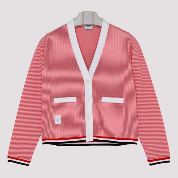 Pink Sequin Icon Seersucker...