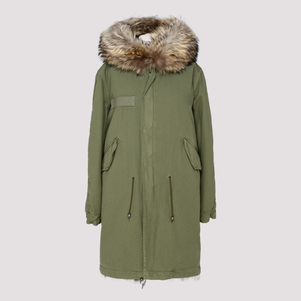 PK1009S Army Parka Jacket