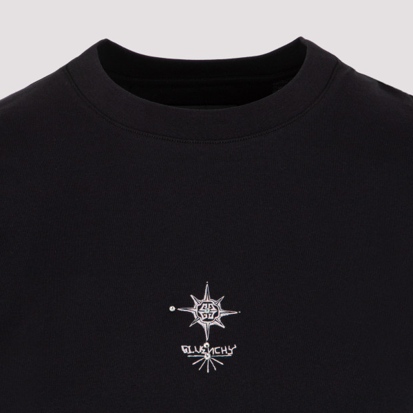 Givenchy Fitted Cotton T-Shirt