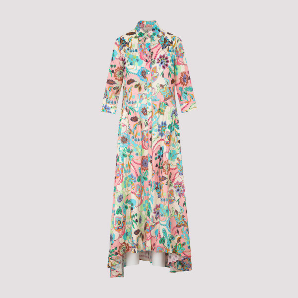 Anjuna Linen Licia Dress