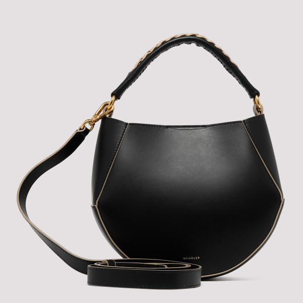 Black leather Corsa Mini bag