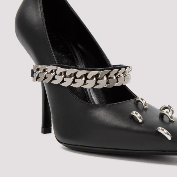 Givenchy Chain Pumps 105 Studs