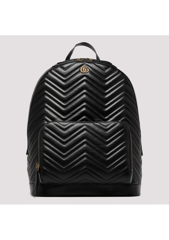 83c7099f8313 GG Marmont black backpack
