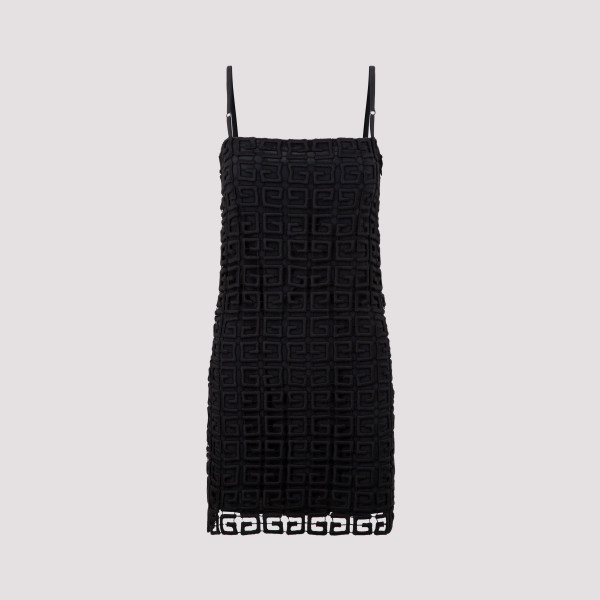 Givenchy 4G Guipure Dress