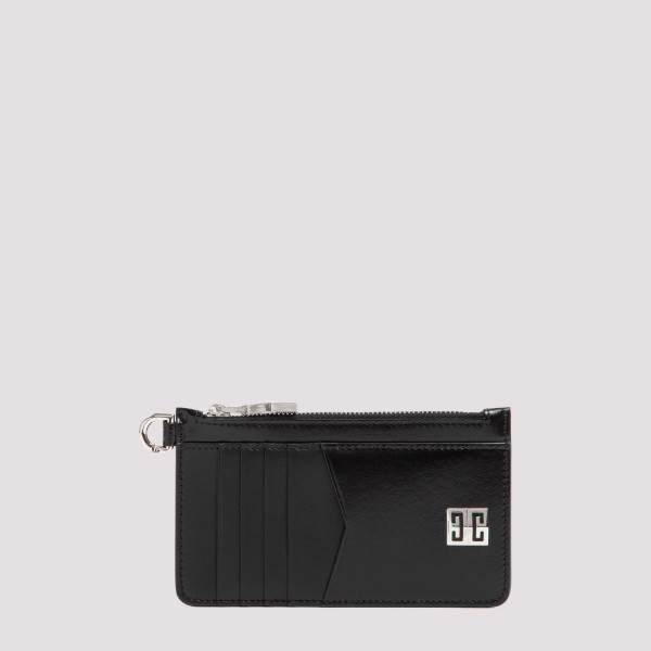 Givenchy 4G Zip Card Case