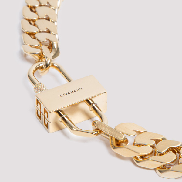 Givenchy Wide-link G chain necklace