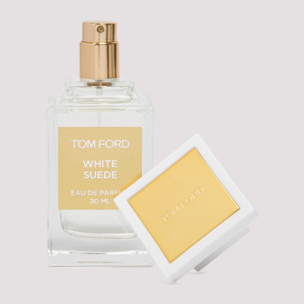Tom Ford white suede 30m