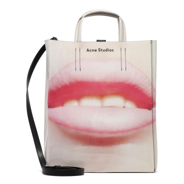 Baker lips print tote