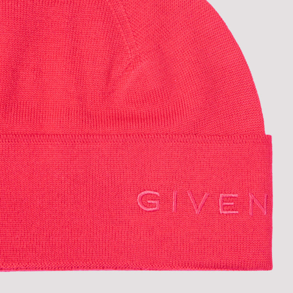 Givenchy Beanie with Logo