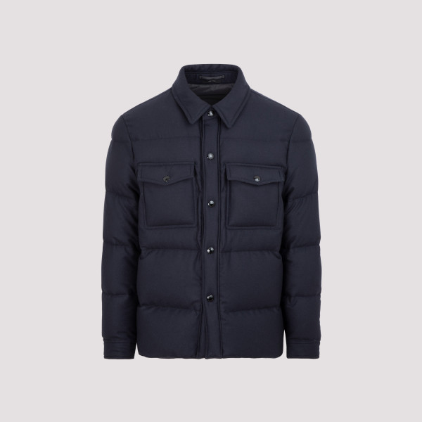 Tom Ford Cashmere Down Shirt