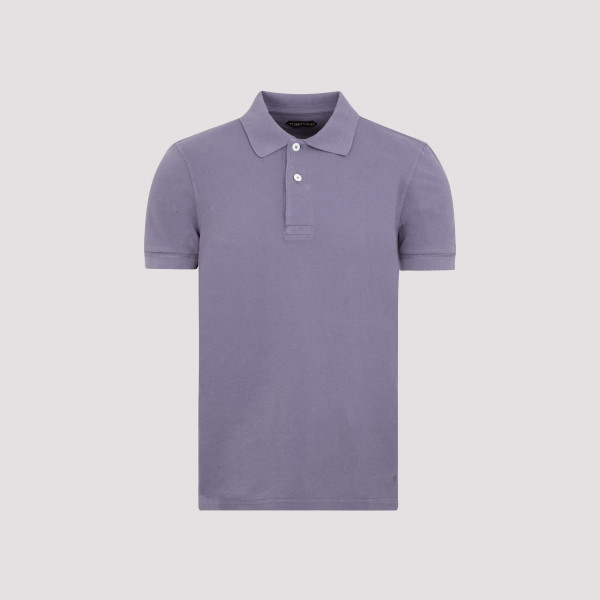 Tom Ford Garment Dyed Polo...