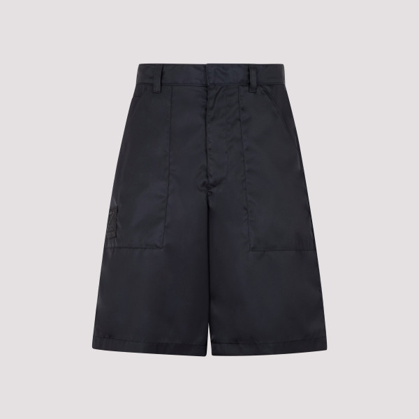 Prada Re-Nylon Cargo Shorts