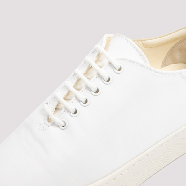 The Row Marie Lace-Up Sneakers