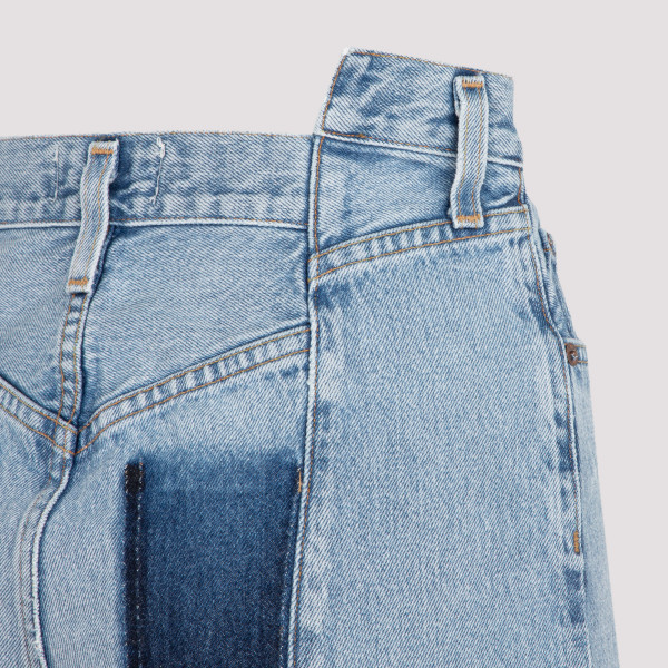 Agolde Matrix Pieced Angled Jeans