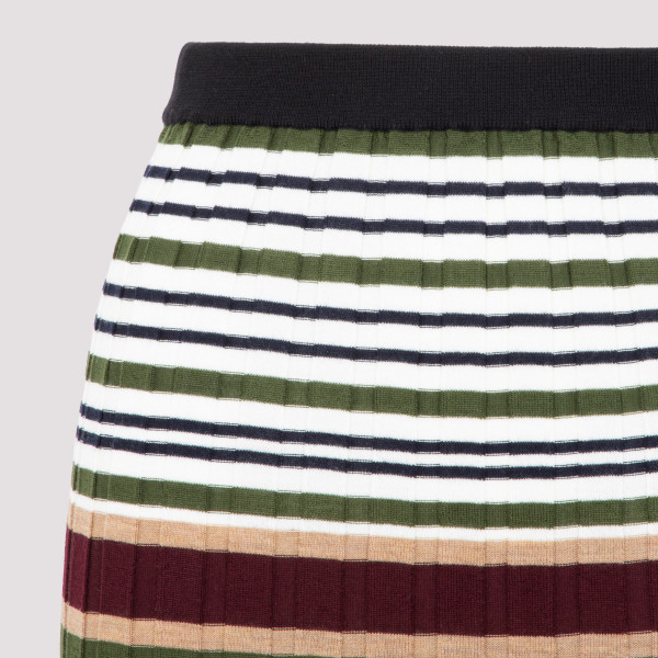 Marni Pencil Knitted Skirt