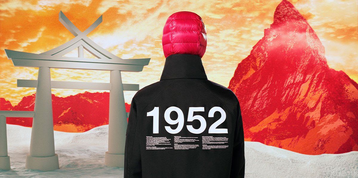 MONCLER 1952 The Power of Dualism