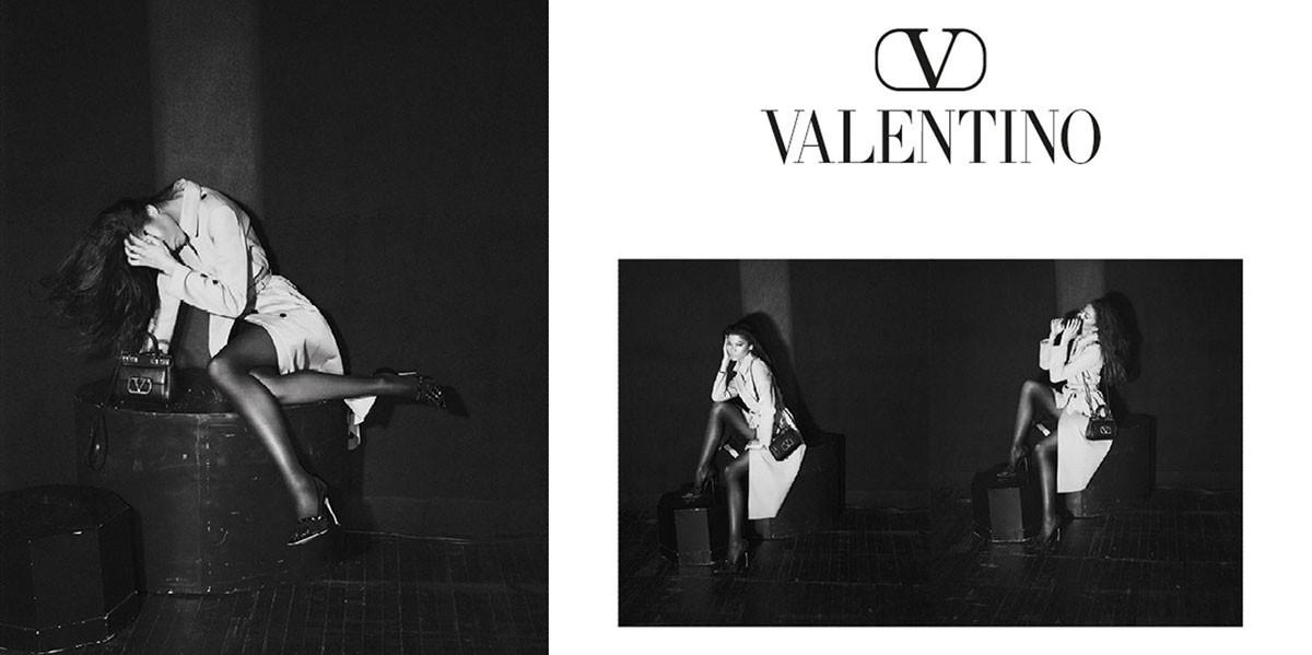 Valentino Woman FW21 - Punk Poetry