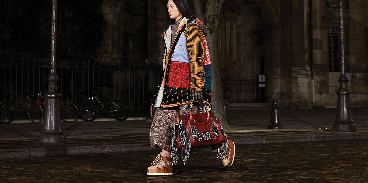 Chloé x Moon Boot Debuts For AW21
