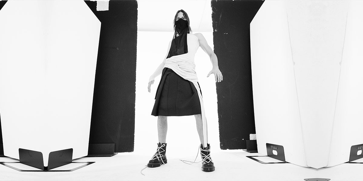 Rick Owens gives Dr Martens a dark new update