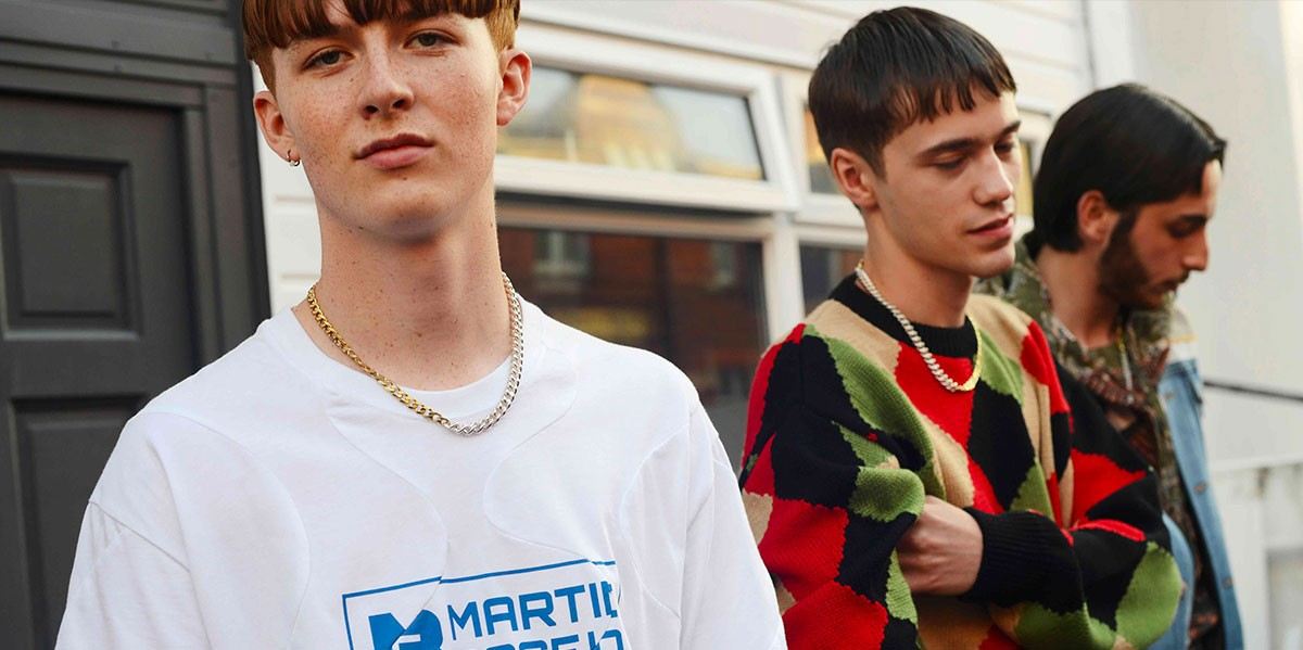 Martine Rose SS19 - A Love Letter to London